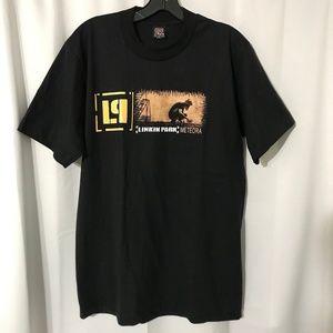 Vintage Linkin Park Meteora Merch Tshirt